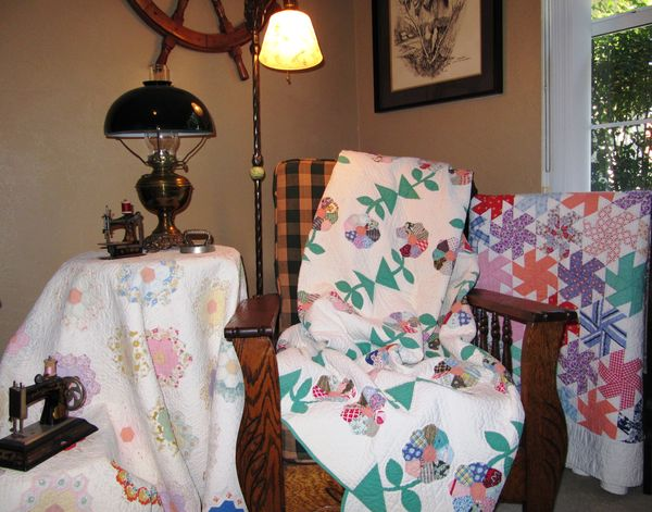 30s quilts - nm