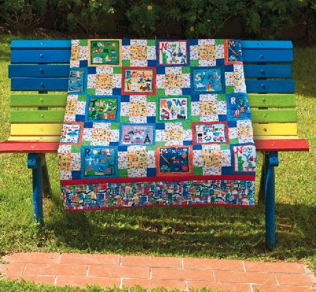 What quilt bench