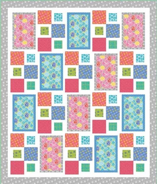 UCLA City Blocks pattern-q